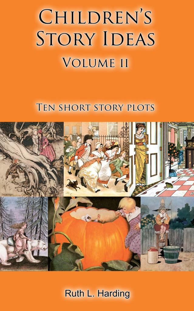 Children's Story Ideas Volume II